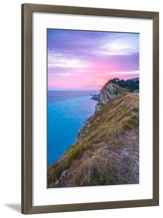 Jurassic Sunset-Robert Maynard-Framed Photographic Print