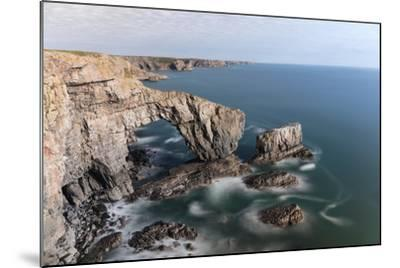 Green Bridge of Wales-Mse Stock-Mounted Photographic Print