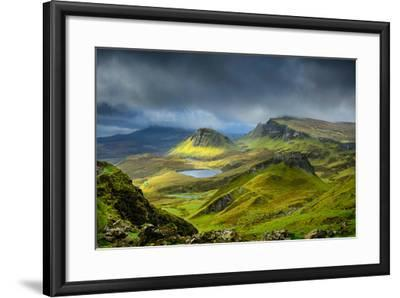 Quiraing-Luis Ascenso-Framed Photographic Print