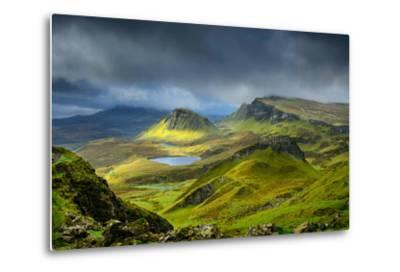 Quiraing-Luis Ascenso-Metal Print