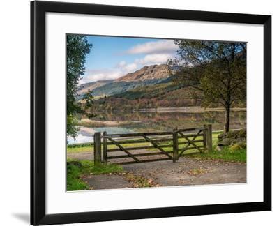 Loch Long, Arrochar, Southern Highlands- PSC Photography-Framed Photographic Print