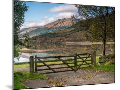 Loch Long, Arrochar, Southern Highlands- PSC Photography-Mounted Photographic Print