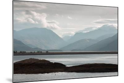 View over Lock Linnhe, the- Landscape-Mounted Photographic Print