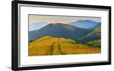 Summer Highland-Denis Lazarenko-Framed Photographic Print