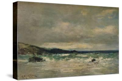 The Coming Breeze, c1901-Harry Musgrave-Stretched Canvas Print