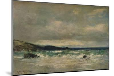 The Coming Breeze, c1901-Harry Musgrave-Mounted Giclee Print