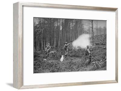 In The Coverts, c1902, (1903)-Charles Reid-Framed Photographic Print