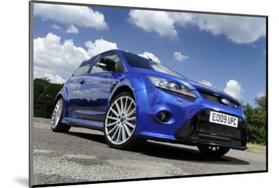Ford Focus RS 2009-Simon Clay-Mounted Photographic Print