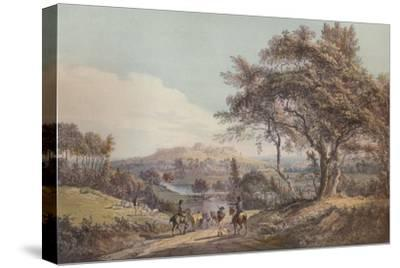 Windsor, 1785-Paul Sandby-Stretched Canvas Print