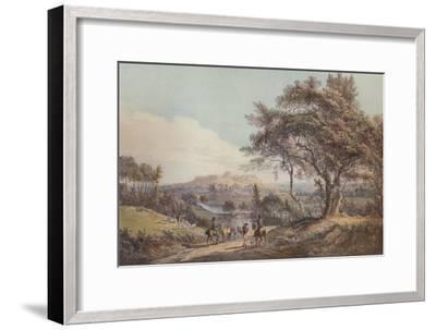 Windsor, 1785-Paul Sandby-Framed Giclee Print