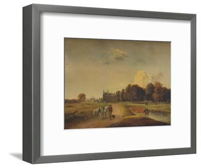 Eton, c1822-Edmund Bristow-Framed Giclee Print