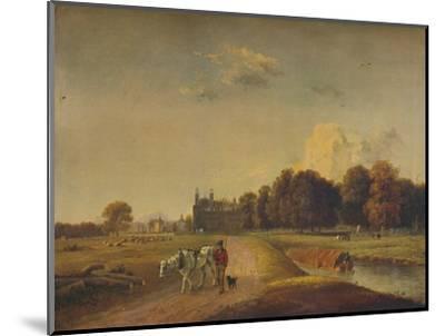 Eton, c1822-Edmund Bristow-Mounted Giclee Print