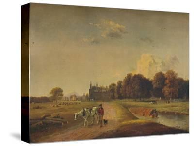 Eton, c1822-Edmund Bristow-Stretched Canvas Print
