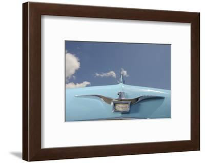 Chrysler Imperial 1957 ex Howard Hughes-Simon Clay-Framed Photographic Print