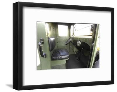 Ford Delivery van 1929-Simon Clay-Framed Photographic Print