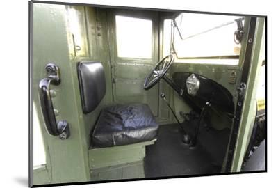Ford Delivery van 1929-Simon Clay-Mounted Photographic Print