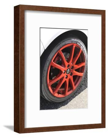 Renault Megane Sport R26R 2009-Simon Clay-Framed Photographic Print