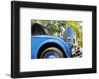 Ruxton model c roadster 1932-Simon Clay-Framed Photographic Print