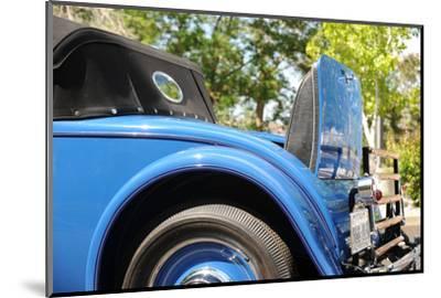 Ruxton model c roadster 1932-Simon Clay-Mounted Photographic Print