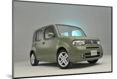 Nissan Cube 2008-Simon Clay-Mounted Photographic Print