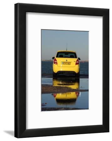 SKODA Fabia 2007-Simon Clay-Framed Photographic Print