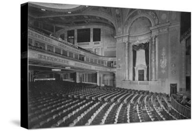 Auditorium of the Premier Theatre, Brooklyn, New York, 1925--Stretched Canvas Print