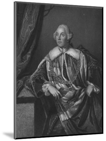 John Russell, 4th Duke of Bedford, 1832-Henry Robinson-Mounted Giclee Print