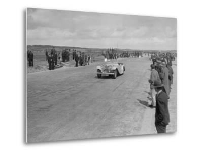 SS 1 4-seater tourer competing in the RSAC Scottish Rally, 1934-Bill Brunell-Metal Print