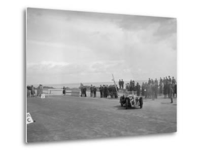 Home-built Cowal 2-seater sports of JW Robertson competing in the RSAC Scottish Rally, 1934-Bill Brunell-Metal Print