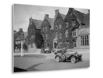 Calthorpe 4-seater tourer, Broadway, Worcestershire, c1920s-Bill Brunell-Metal Print