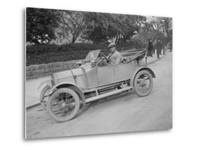 Swift car taking part in a motoring trial, c1920s-Bill Brunell-Metal Print