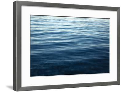 Atlantic Ocean Off the Indian Islands-Pete Ryan-Framed Photographic Print