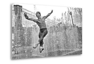 Gonzalo Garcia, Principal Dancer of the New York City Ballet-Kike Calvo-Metal Print