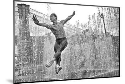 Gonzalo Garcia, Principal Dancer of the New York City Ballet-Kike Calvo-Mounted Photographic Print
