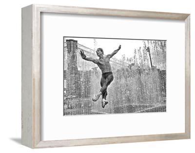 Gonzalo Garcia, Principal Dancer of the New York City Ballet-Kike Calvo-Framed Photographic Print