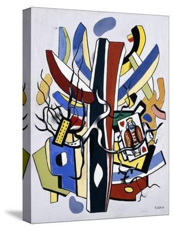 The King of Hearts. Le Roi de Coeur. 1939--Stretched Canvas Print