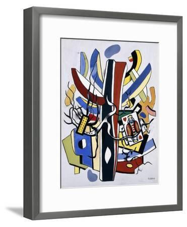 The King of Hearts. Le Roi de Coeur. 1939--Framed Giclee Print