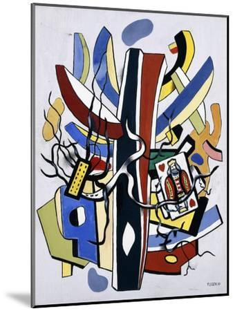The King of Hearts. Le Roi de Coeur. 1939--Mounted Giclee Print