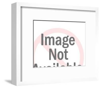 Where Do You Itch Diagram-Pop Ink - CSA Images-Framed Art Print