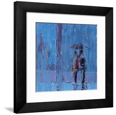 Stormy Weather-Leslie Saeta-Framed Art Print