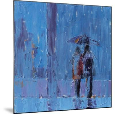 Stormy Weather-Leslie Saeta-Mounted Art Print
