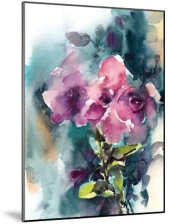 Pink and Purple-Sophia Rodionov-Mounted Art Print