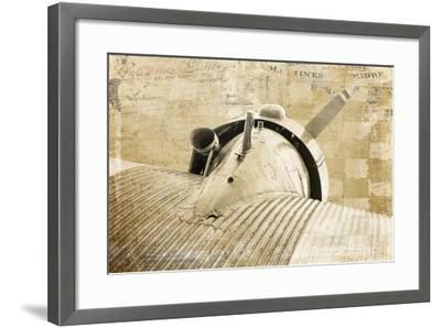 Vintage Prop-Ramona Murdock-Framed Art Print