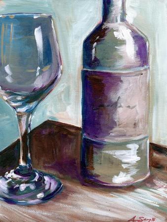 Caroline Wine-Anne Seay-Framed Art Print