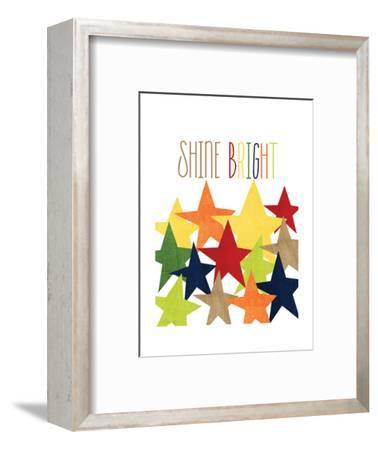 Shine Bright-Alli Rogosich-Framed Art Print