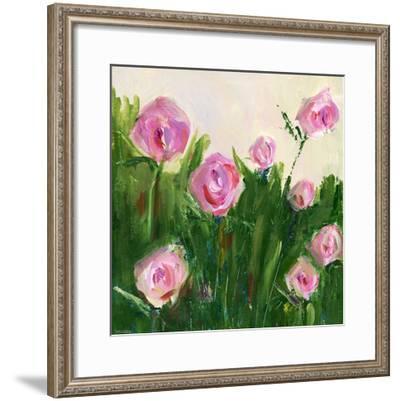 Spring II-Pamela J. Wingard-Framed Art Print