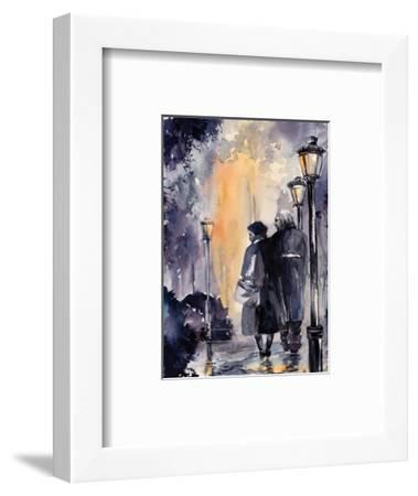City Walk-Sophia Rodionov-Framed Art Print
