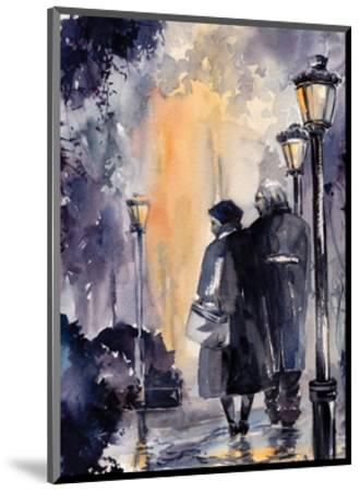 City Walk-Sophia Rodionov-Mounted Art Print