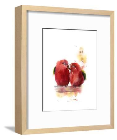 They Got the Beak-Sophia Rodionov-Framed Art Print