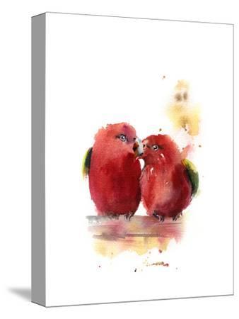 They Got the Beak-Sophia Rodionov-Stretched Canvas Print